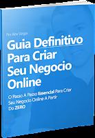 negócio online com altos rendimentos financeiros