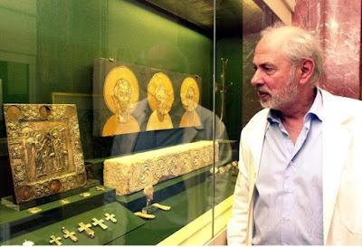 Το Μπενάκη προσφέρει δωρεάν είσοδο στα μουσεία του για τρεις ημέρες προς τιμήν του Άγγελου Δεληβορριά