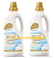 Logo Diventa tester Spuma di Sciampagna OxyActive