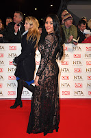 Marnie Simpson, National Television Awards in London