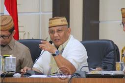 Rusli Habibie Imbau Warga Gorontalo Taati Protokol Kesehatan pada Tahapan Pilkada 2020