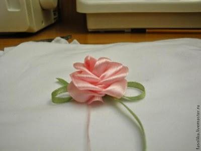 Como hacer una Flor con un Tenedor