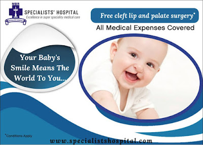 cleft lip and palate surgery in Kochi