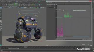 Free Download Autodesk Maya 2016 Full Version - Ronan Elektron