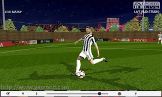 FTS Mod FIFA 18 v4 by RMD Apk + Data Obb Android
