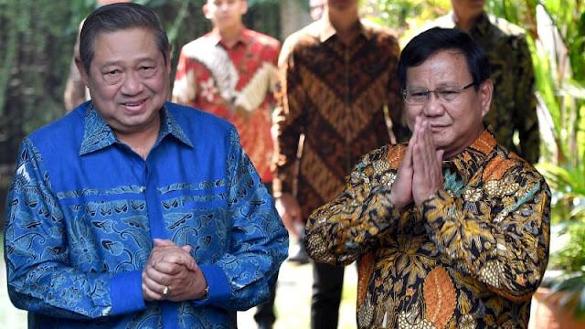 SBY Akan Pidato untuk Kemenangan Prabowo - Sandi pada 17 September