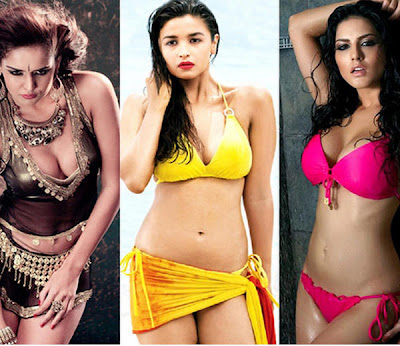 Bollywood Hottest New Comers Female Of 2012