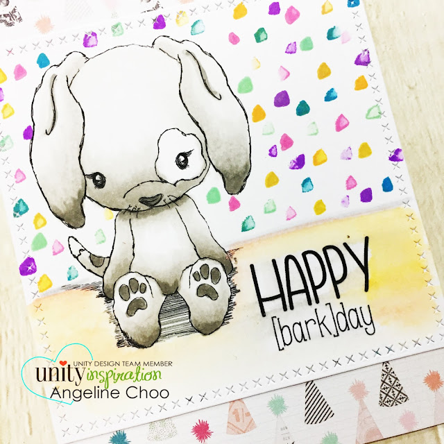 ScrappyScrappy: [NEW VIDEO] GIVEAWAY and Brown Thursday with Unity Stamp #scrappyscrappy #unitystampco #brownthursday #card #cardmaking #papercraft #scrapbook #scrapbooking #craft #crafting #youtube #processvideo #quicktipvideo #scrappyscrappygiveaway #giveaway #cuddlebug #tierrajackson #timholtz #distressoxideink #rainbowconfetti #birthdaycard #katscrappiness