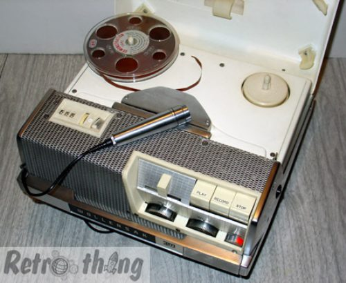 80'li Yıllarda Teknolojik Aletler