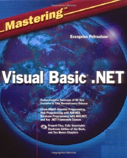 Mastering Visual Basic .NET Cover
