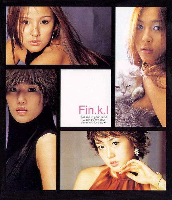 Fin.K.L – Vol.4 Forever