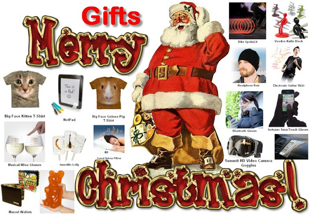 Merry Christmas (X-mas) 2016 Gift ideas for Friends Wife Husband