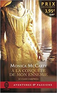 A La Conquête De Mon Ennemie de Monica McCarty PDF