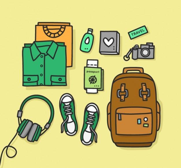5 Perlengkapan Wajib Dibawa Para Travel Blogger