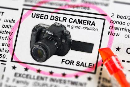 7 Tips Membeli Kamera Bekas Berkualitas Biar Kamu Tidak Nyesel!