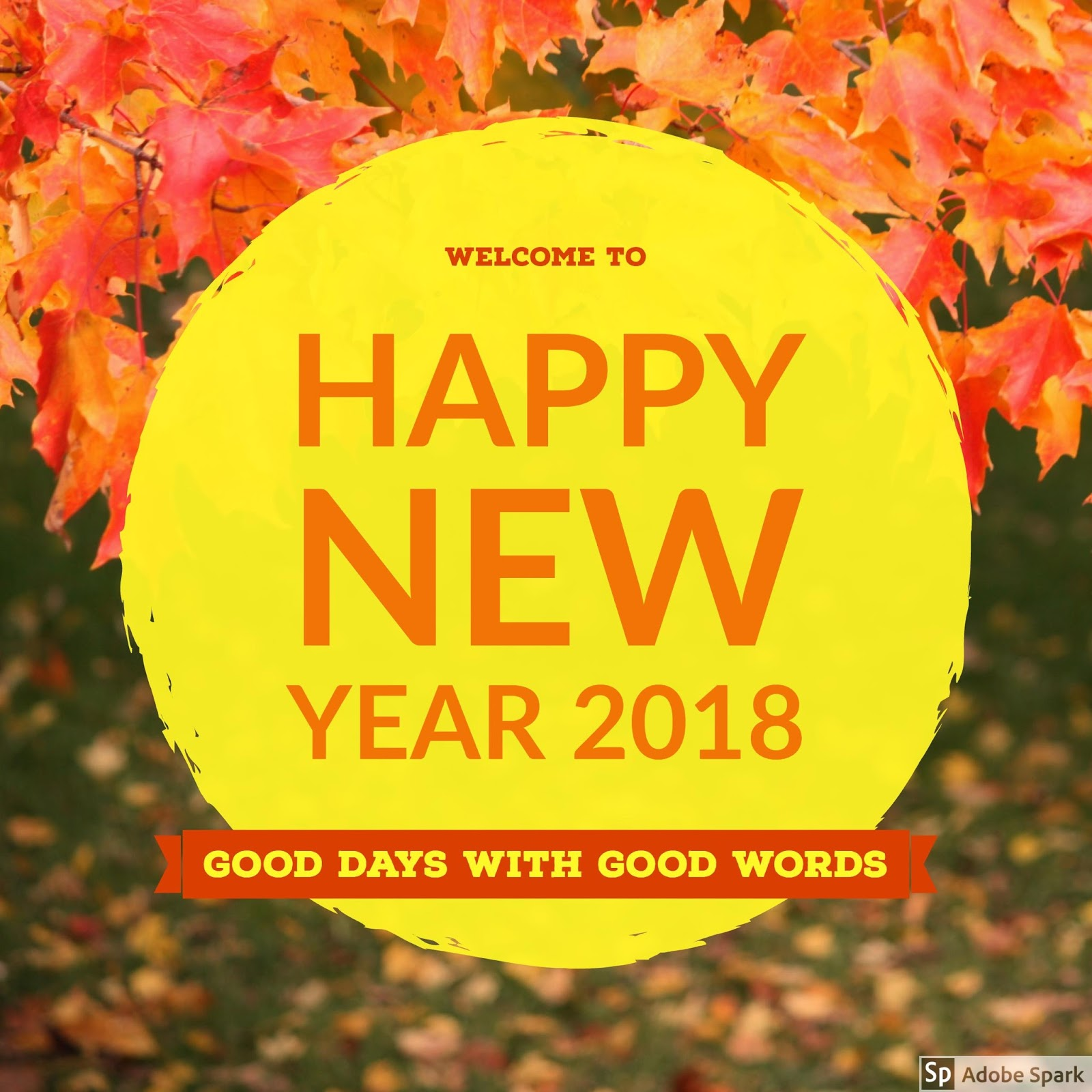 Telugu Picture Messages New Year Greetings 2018 Sample