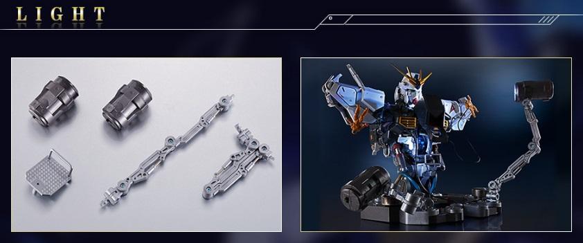 Formania EX RX-93 nu Gundam Bust Display - Release Info