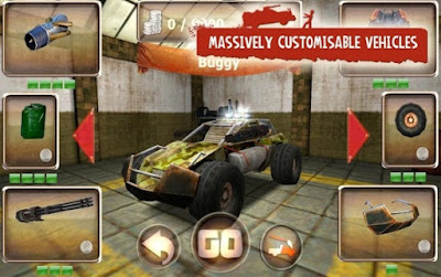 Download Zombie Derby 2 Mod Apk Unlimited Money