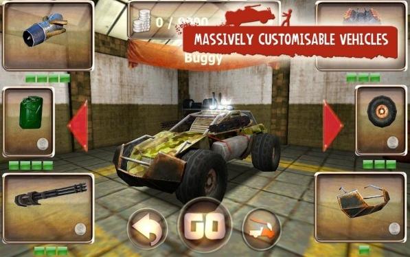 Download Zombie Derby 2 Mod Apk Unlimited Money