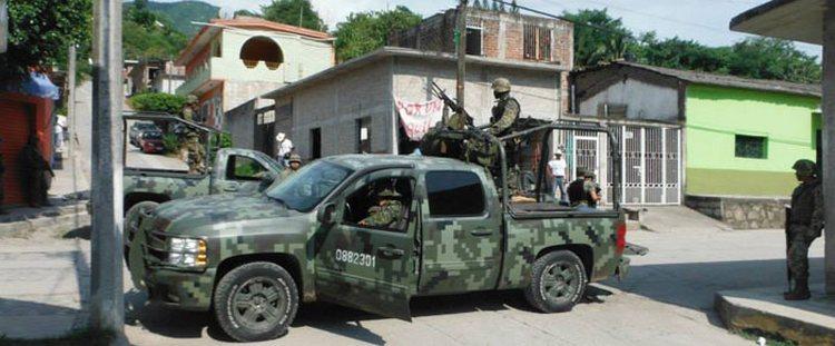 El Grupo Criminal que quiso clonar al Ejército Mexicano