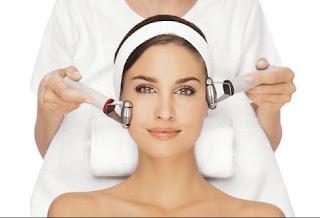 Teknologi Laser Wajah Terbaru Perawatan Kecantikan Wajah Kencang Lebih Cerah