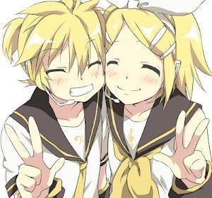 Boy N Girl Hug Wallpaper Fanfics Vocaloids