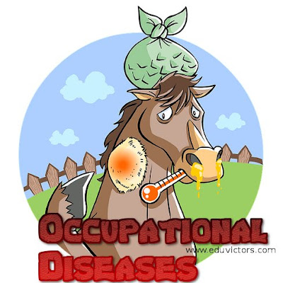 List of Common Occupational Diseases