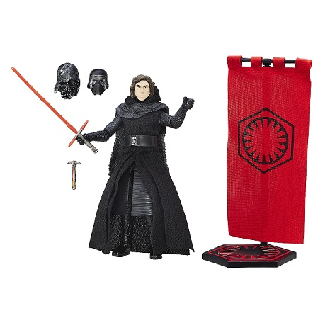 KYLO REN - SW BL CONVENTION EXCLUSIVE FIGURE 2