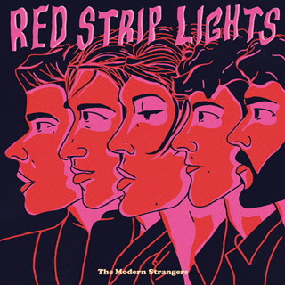 The Modern Strangers release 'Red Strip Lights' video