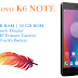 Lenovo K6 NOTE Price and Specification