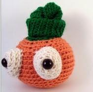 patron gratis calabaza amigurumi   free amigurumi pattern pumpkin