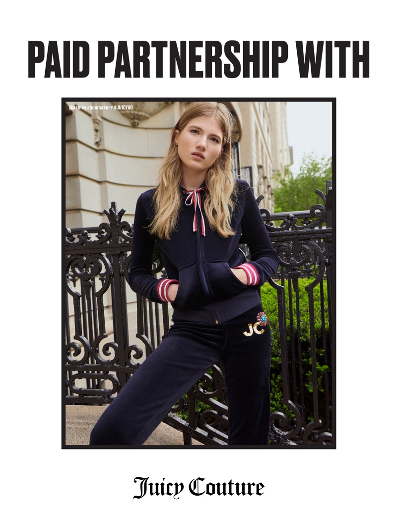 Juicy Couture Taps Fashion Influencers for Fall 2018 Campaign