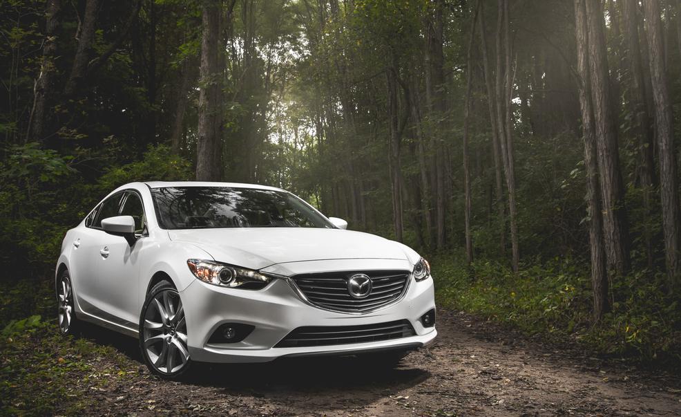 Mazda 6 là một trong những dòng xe ăn khách nhất của Mazda hiện nay