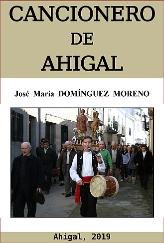 CANCIONERO DE AHIGAL