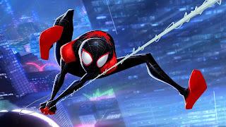 Spider-Man Into The Spider Verse Miles Morales Wallpaper