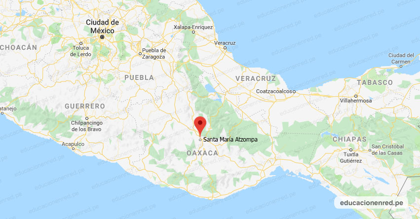 Temblor en México de Magnitud 4.6 (Hoy Domingo 10 Marzo 2019) Sismo - Epicentro - Santa María Atzompa - Oaxaca - SSN - www.ssn.unam.mx