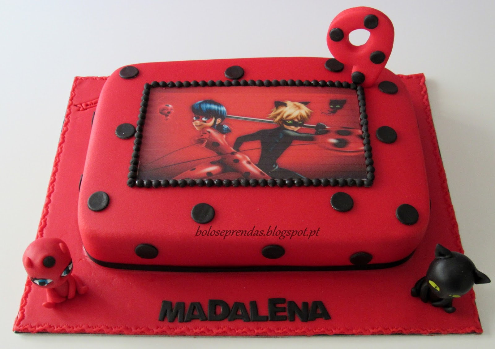 Lady Birthday Cake Picture