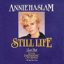 Annie Haslam Still Life