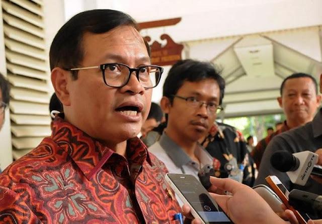 Istana Jawab Misteri Kehadiran PAN di Koalisi Jokowi