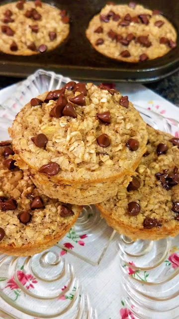 Low Carb Baked Breakfast Muffins