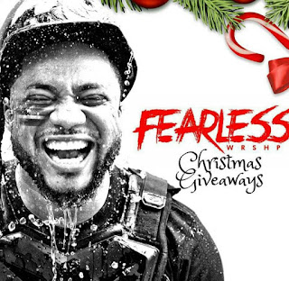 FEARLESS WRSHP, Christmas Giveaway With Tim Godfrey