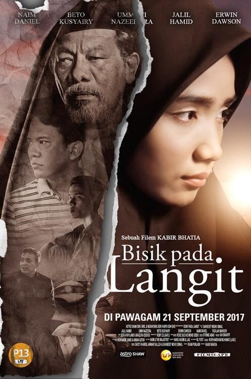 Review Filem Bisik Pada Langit