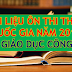 TÀI LIỆU TRẮC NGHIỆM GIÁO DỤC CÔNG DÂN 10 - 11 - 12 ÔN THI THPT QUỐC GIA NĂM 2019