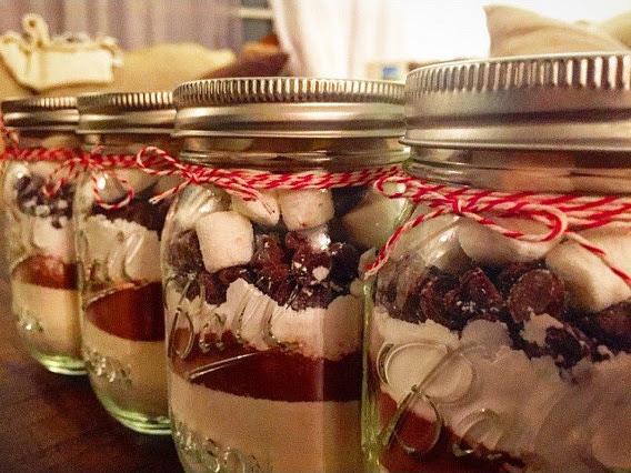 15 Ide Usaha Menggunakan Mason Jar (Plus Contoh Label)