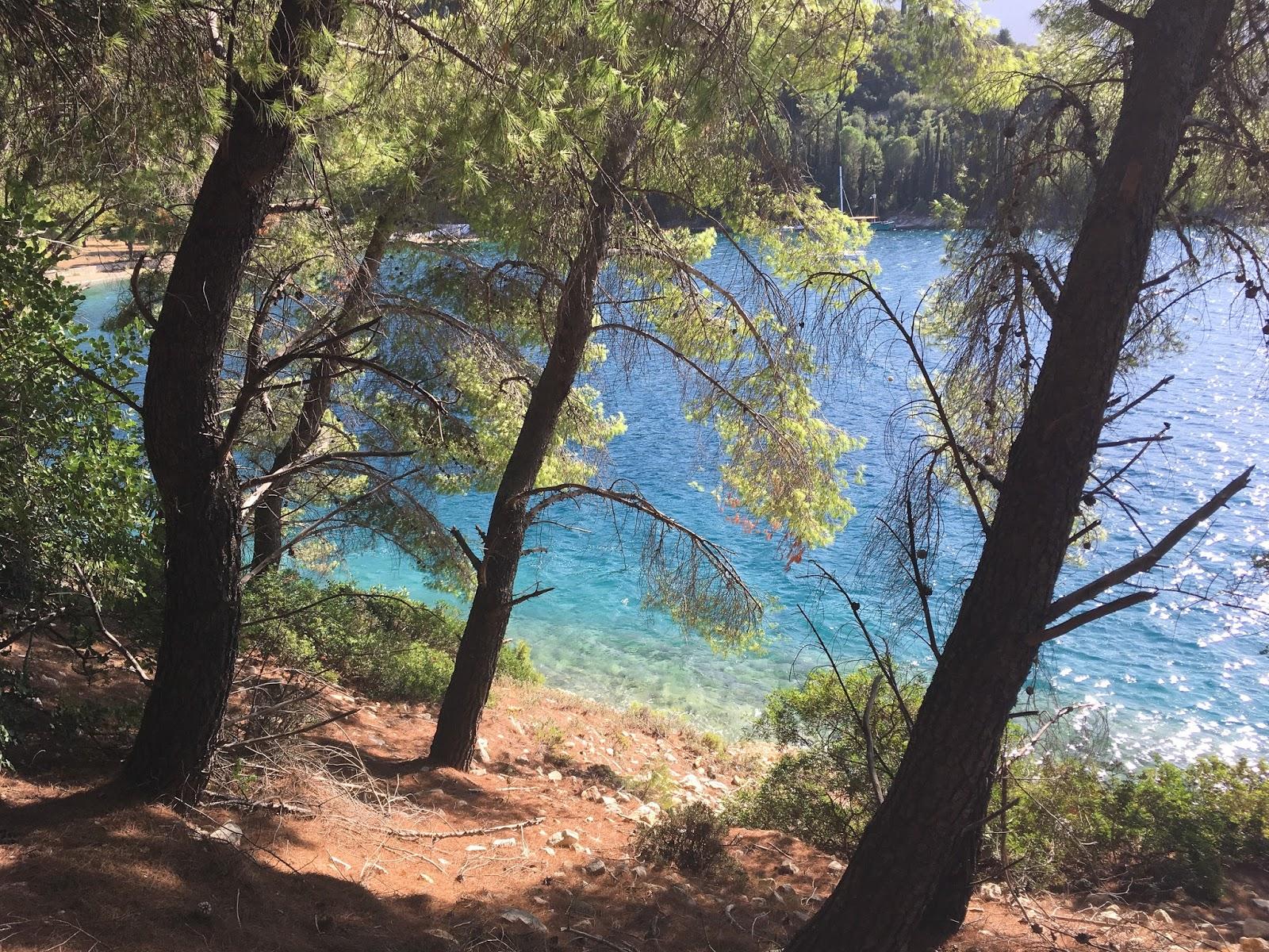 Kefalonia and Ithaca Guide: Walk to Gidaki Beach
