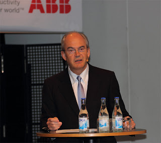 Michel Demaré (Chief Financial Officer, från Belgien)