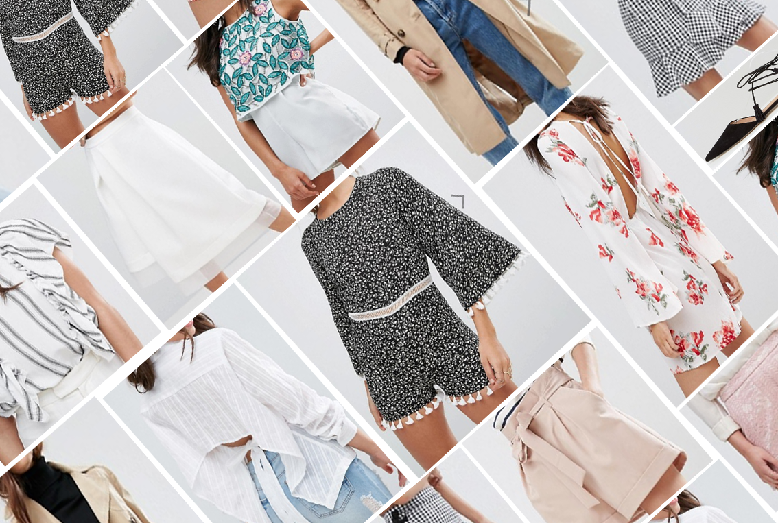 ASOS Summer Wishlist