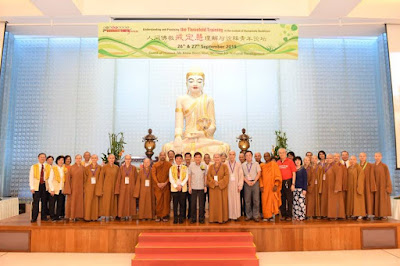 2nd Buddhist Youth Forum and InterVarsity Dharma Camp 2015
