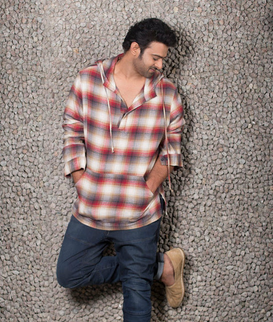 Prabhas All Geared Up To Woo His Fans Again With His New Look