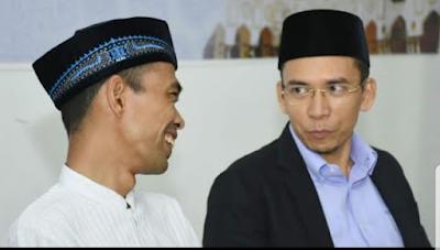 Ustaz Abdul Somad Hadiri Konsolidasi Dukungan kepada TGB